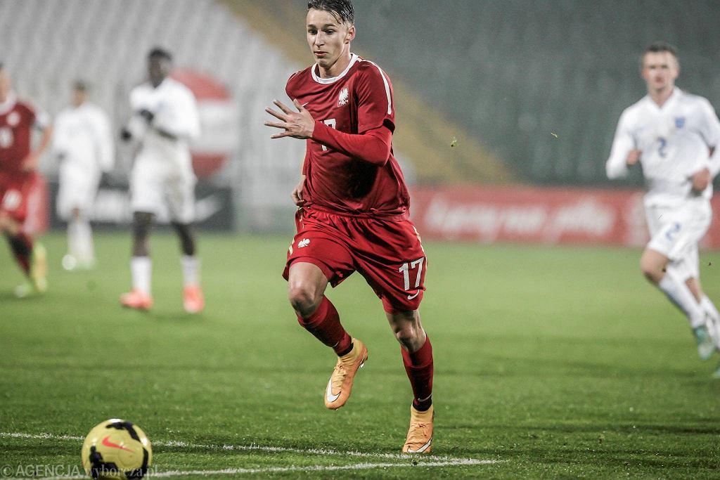 W towarzyskim meczu reprezentacji do lat 18 Polska uległa w Gdańsku Anglii 1:4. Oktawian Skrzecz