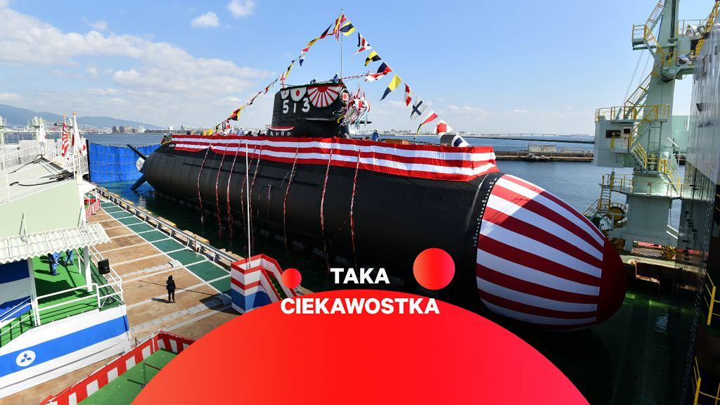 Wodowanie okrętu podwodnego Taigei