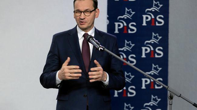 Morawiecki przemeblował gabinet. Rząd kontynuacji ma szukać rezerw w państwowych spółkach