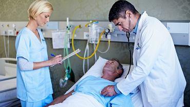 Ablacja nerwu trzewnego to metoda, która ma pomóc w leczeniu niewydolności serca