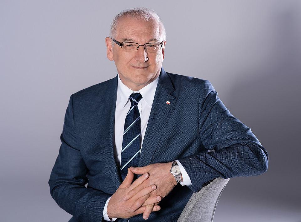 Marek Olszewski, zdymisjonowany prezes Polskiej Organizacji Turystycznej