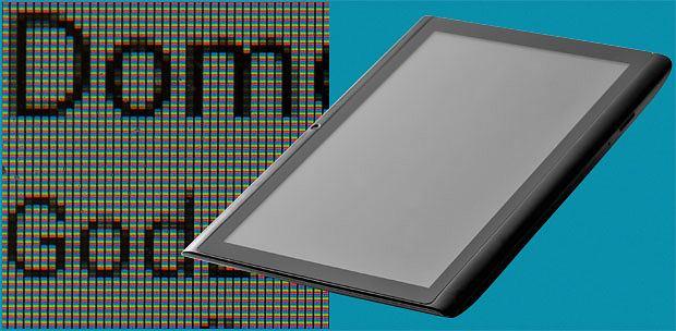 tablet, apple, android, Przegląd małych tabletów, Tablet Yarvik GoTab ION