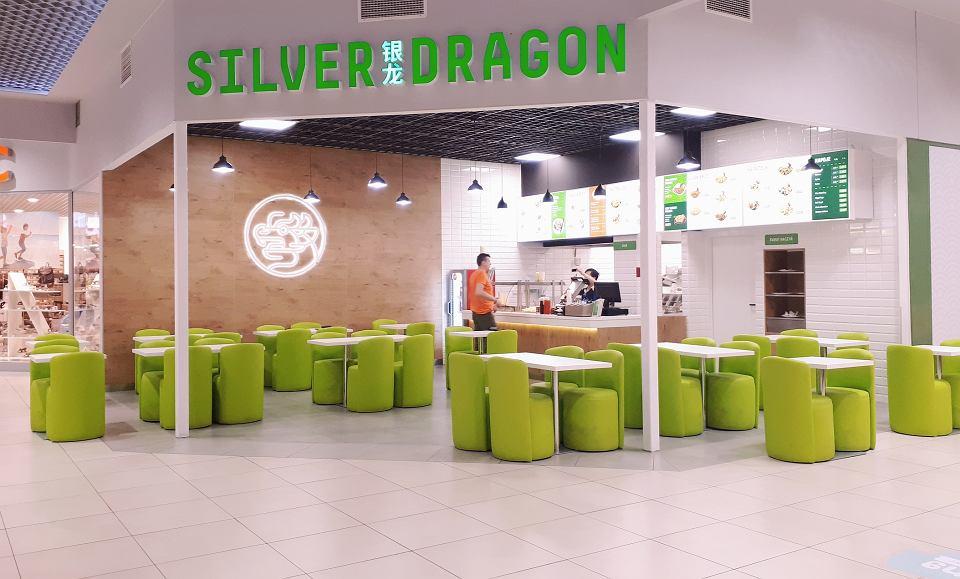 Galeria Zielone Wzgórze Z Nową Restauracją Azjatycką