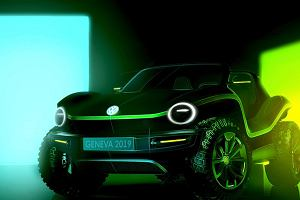 W Genewie zadebiutuje elektryczny Volkswagen Buggy