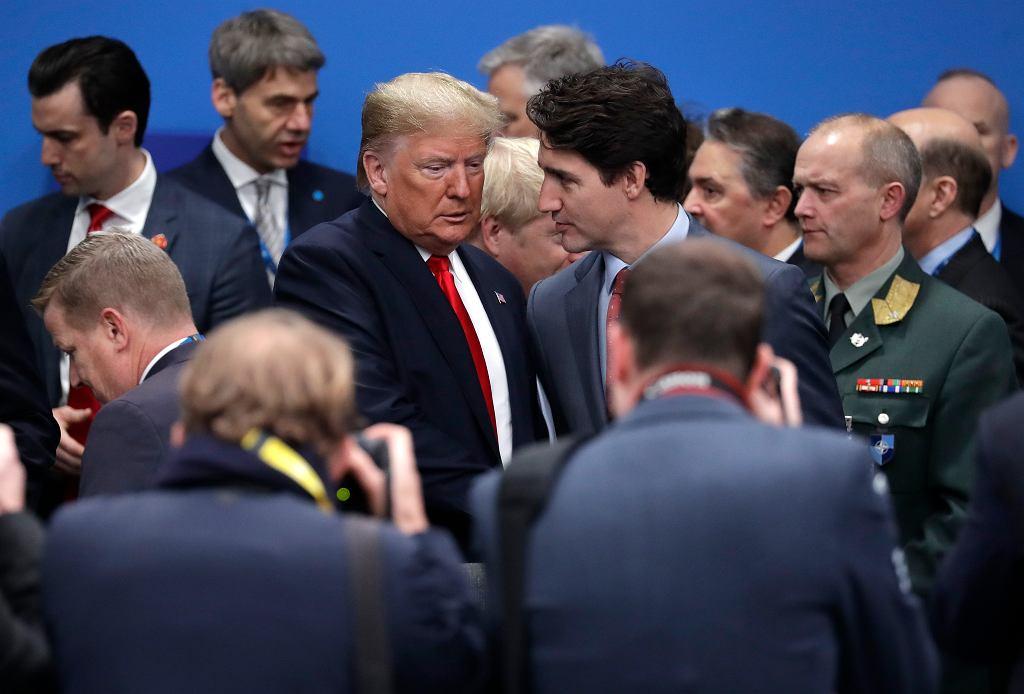 Szczyt NATO, Watford, Anglia, 4 grudnia 2019