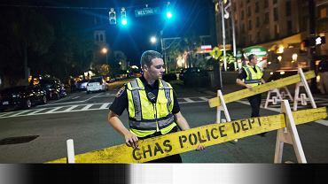Po strzelaninie w Charleston