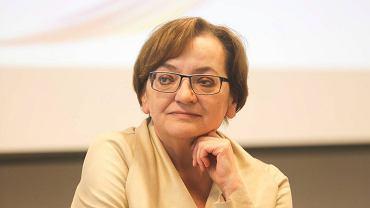 Małgorzata Ostrowska, kwiecień 2014