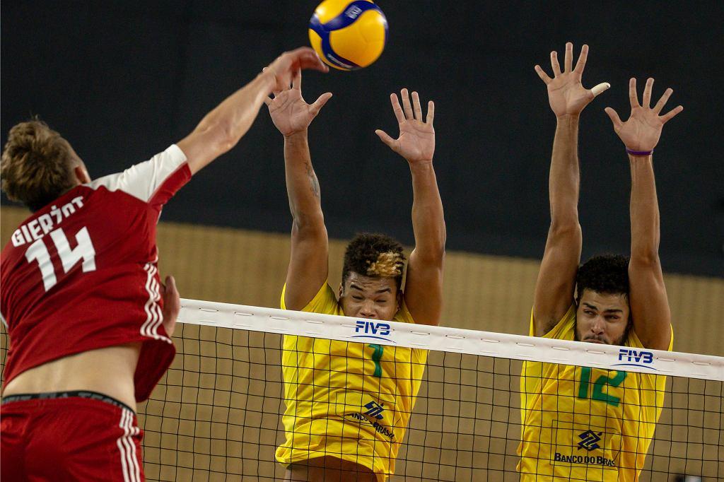 Mecz Polska - Brazylia na MŚ U-21