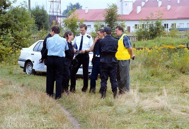 Poszukiwania zaginionej dziewczynki w Nisku, 2001 rok