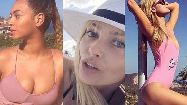 Beyonce, Izabella Scorupco, Paris Hilton