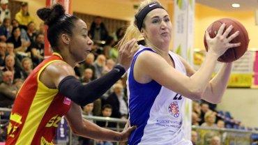 Tauron Basket Liga Kobiet: KSSSE AZS PWSZ Gorzów - Ślęza Wrocław 43:72 (16:22, 14:19, 7:17, 6:14)
