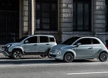 Fiat 500 Hybrid i Fiat Panda Hybrid. Dwa miejskie auta z miękką hybrydą