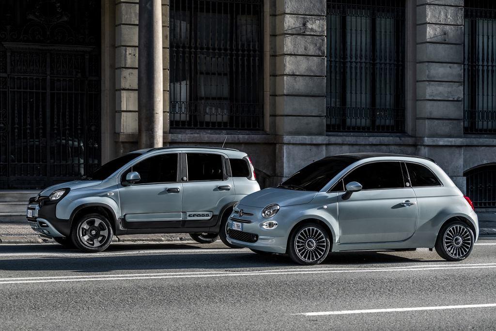 Fiat 500 Hybrid i Fiat Panda Hybrid
