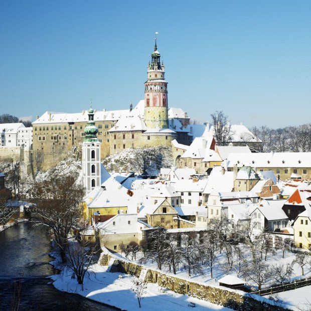 Czeski Krumlov (Czechy) / fot. Shutterstock