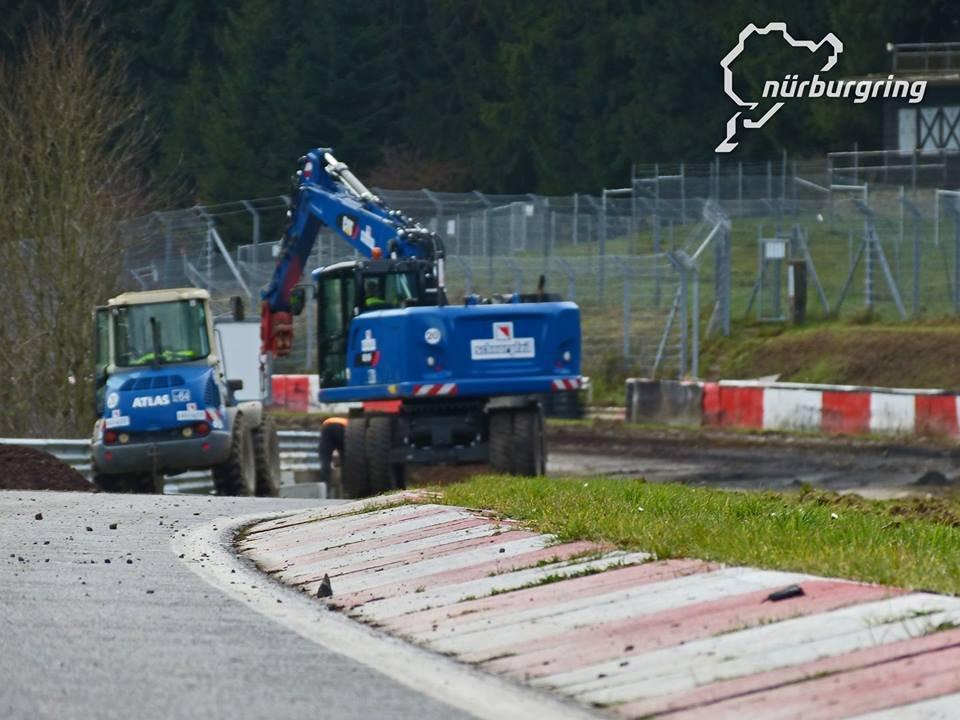 Remont Nurburgringu