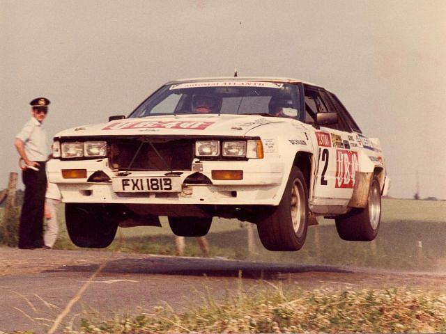 Nissan 240RS - Wayne Butterworth