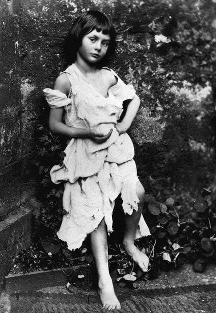 L. Carroll, The Beggar Maid, 1858