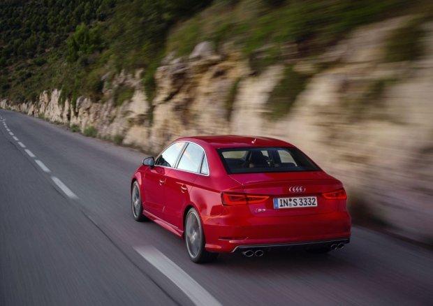 Audi S3 Limousine - pierwsze jazdy w Monaco - Moto.pl