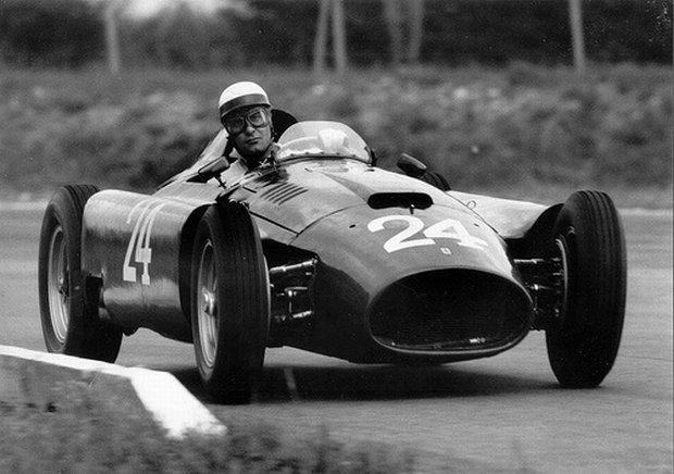 Lancia D50 przeznaczona do wyścigów F1