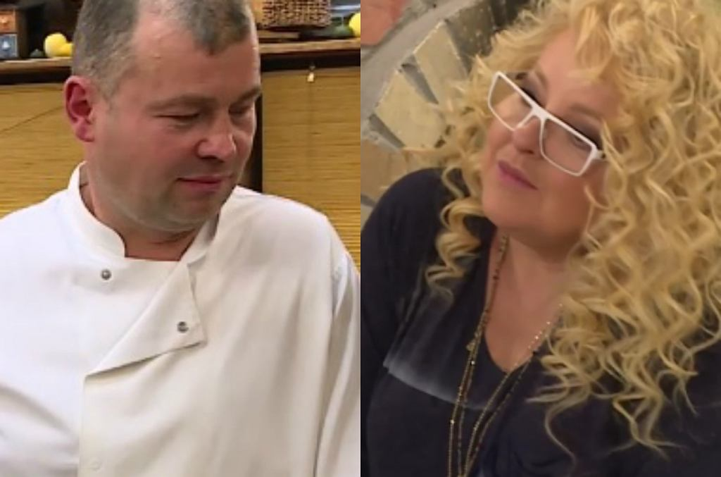 Fragment odcinka 'Kuchenna Rewolucje'/TVN