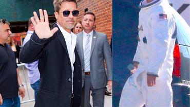Brad Pitt, 'Ad Astra'