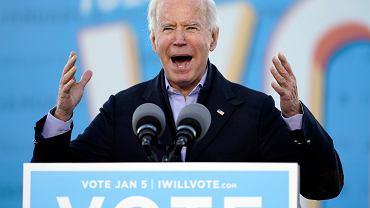 Kongres USA zatwierdził wynik wyborów. Joe Biden 46. prezydentem USA