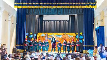 Przedstawienie szkolne