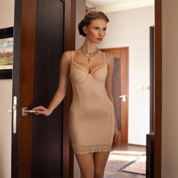 9f07489daaef6f Wyszczuplająca bielizna Dalia: idealna pod obcisłe sukienki