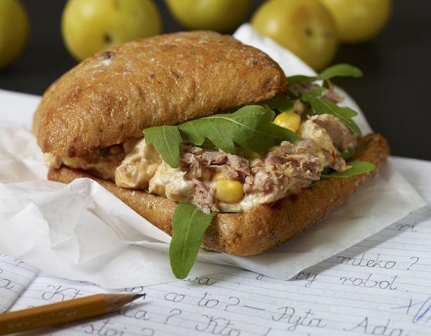 Pomysł na lekkie i zdrowe śniadanie do pracy