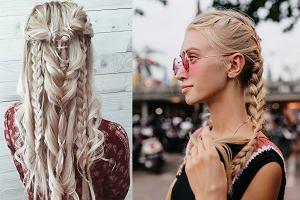 Jak zrobić warkocz? Plecione fryzury wracają do mody!