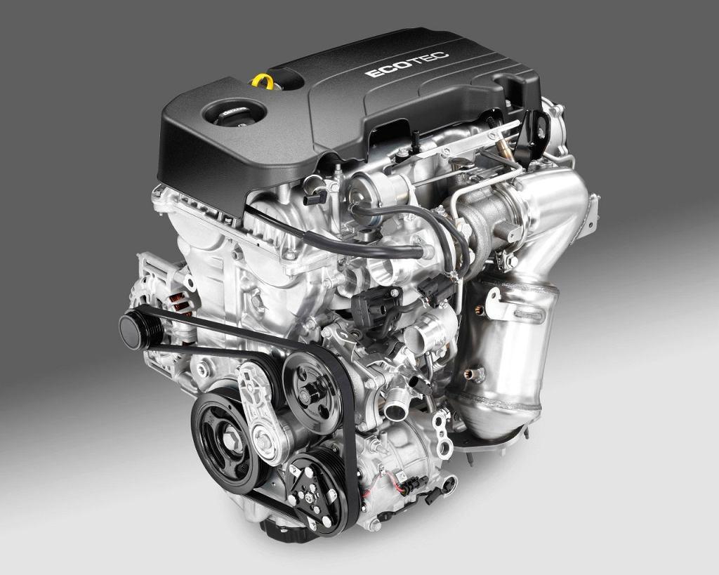 Opel 1.4 Turbo EcoTec