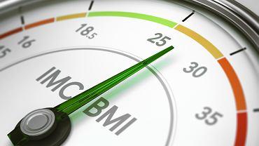 Wskaźnik BMI jest używany do oceny prawidłowej wagi, ale także ryzyka zagrożenia otyłością i chorobami związanymi z nadmiarem tkanki tłuszczowej w organizmie.