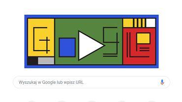 Google Doodle świętuje 100. rocznicę powstania Bauhausu