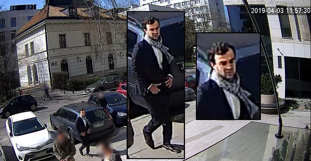 Policja ze Śródmieścia poszukuje dwóch mężczyzn, którzy mogą mieć związek z kradzieżą