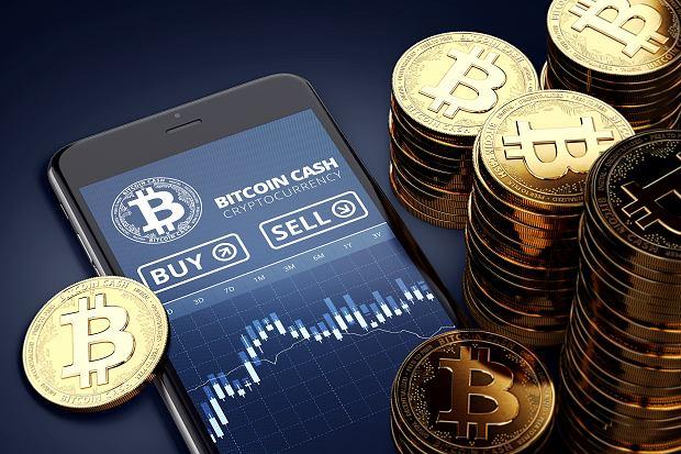 Bitcoin przełamał barierę 50 000 dolarów. Wygląda na to, że za wzrostami stoją największe światowe firmy