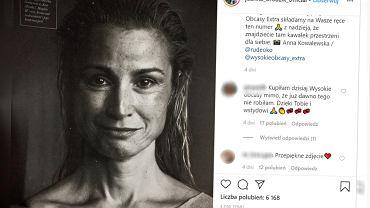 Joanna Brodzik - szczere wyznanie