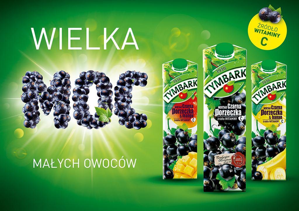 Tymbark Moc Owocow