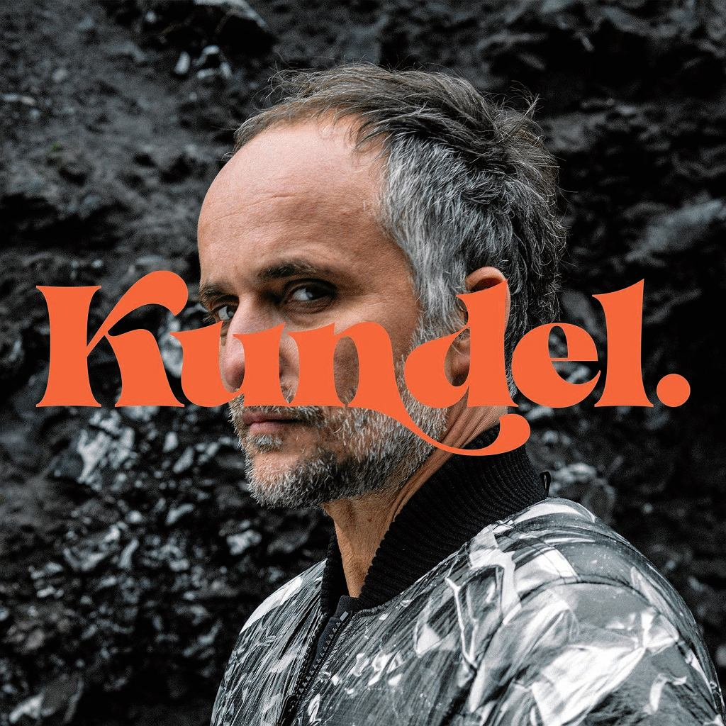 Artur Rojek, 'Kundel' - okładka płyty