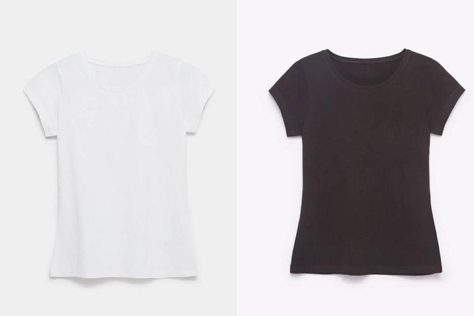 T-shirty z bawełny organicznej Pepco za 12 złotych
