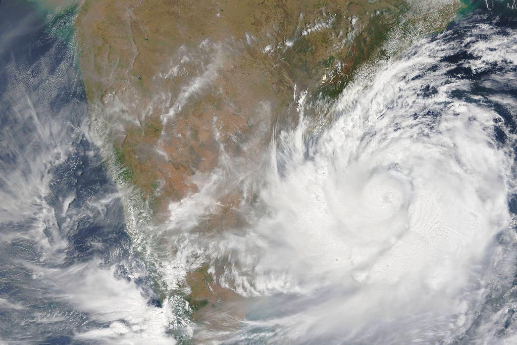 Cyklon Fani
