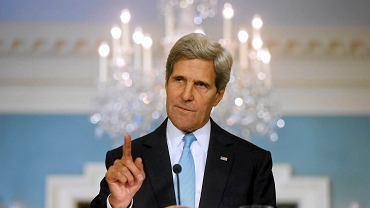 Kerry potwierdza: W Syrii użyto broni chemicznej