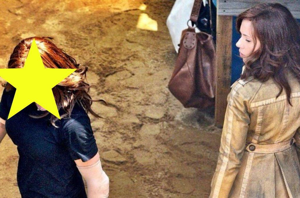 Heidi Moneymaker i Scarlett Johansson
