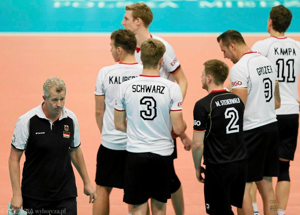 Vital Heynen i ekipa Niemiec