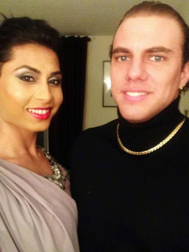 Amelia Maltepe i Charles Dubuc