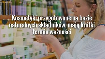 Kosmetyki naturalne nie muszą być drogie. Warto szukać i testować.