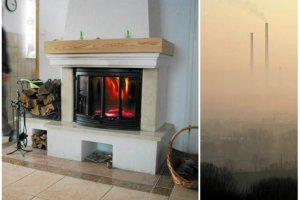 Koniec z romantycznym kominkiem w domu, bo ekologia. Właściciele się wściekli i...