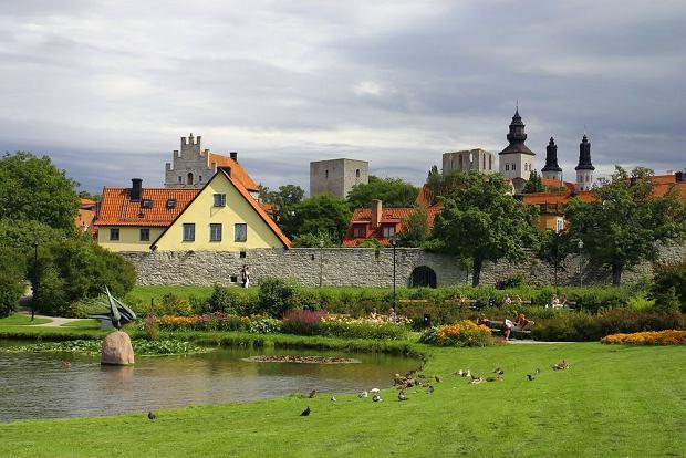 Visby, Gotlandia, Szwecja / fot. Shutterstock