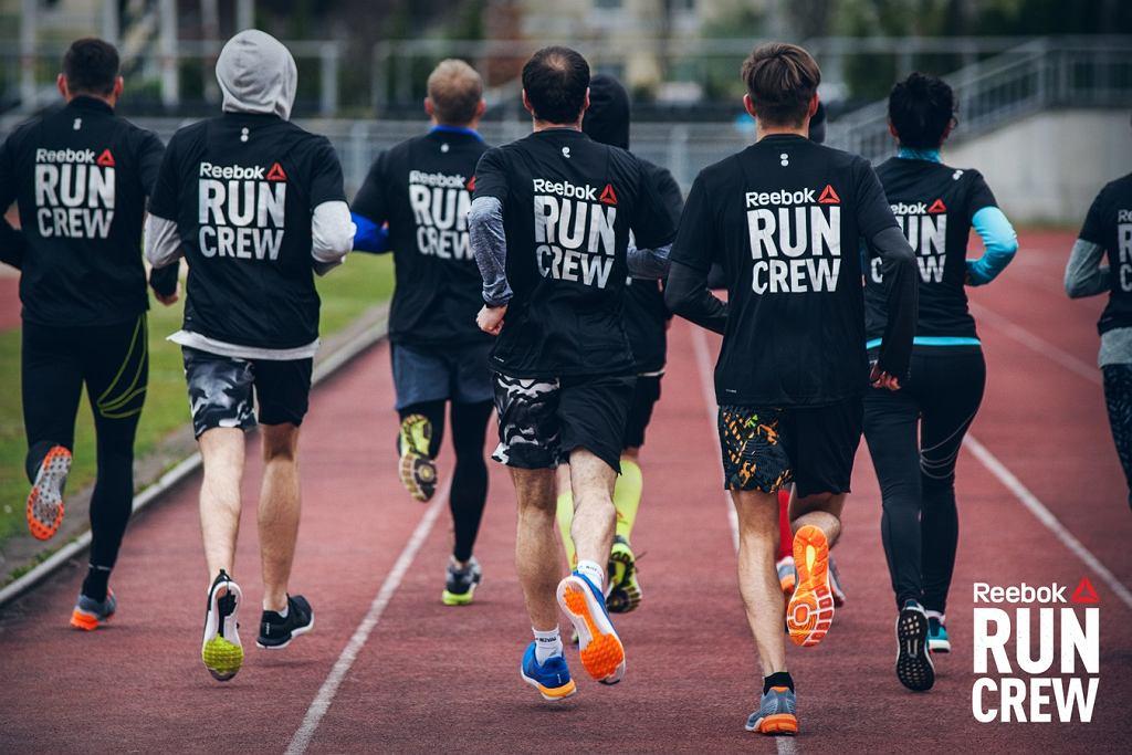 Reebok Run Crew - pierwszy trening z ambasadorami