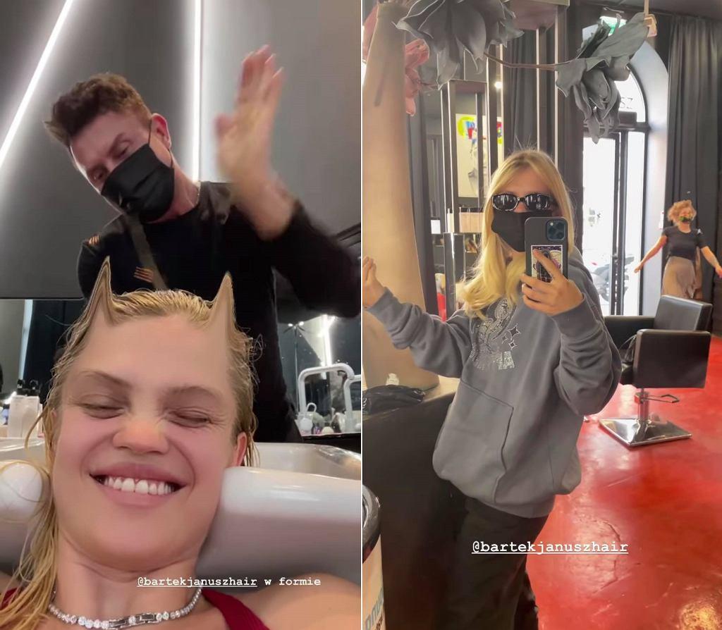 Margaret ma nową fryzurę! Efektem końcowym metamorfozy pochwaliła się na swoim Instagramie
