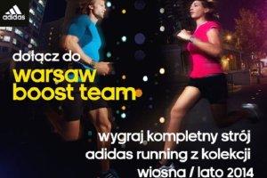 9. PZU Półmaraton Warszawski - rozbiegamy to miasto z adidas!